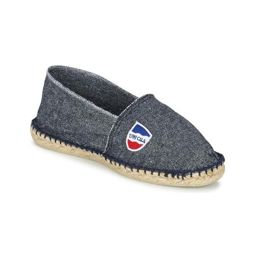 1789 Cala CLASSIQUE Jean - Envío gratis | ! - Zapatos Alpargatas Hombre