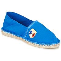 Zapatos Alpargatas 1789 Cala UNIE BLEU Francia