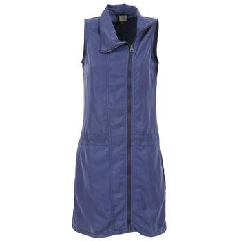 textil Mujer vestidos cortos Bench EASY Azul