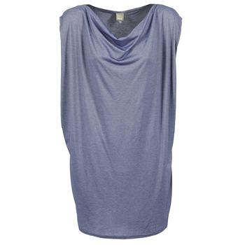 textil Mujer vestidos cortos Bench TRUISM Azul