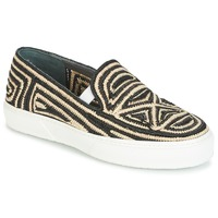 Zapatos Mujer Slip on Robert Clergerie TRIBAL Negro / Beige