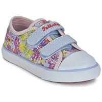 Zapatos Niña Zapatillas bajas Pablosky MIDILE Multicolor