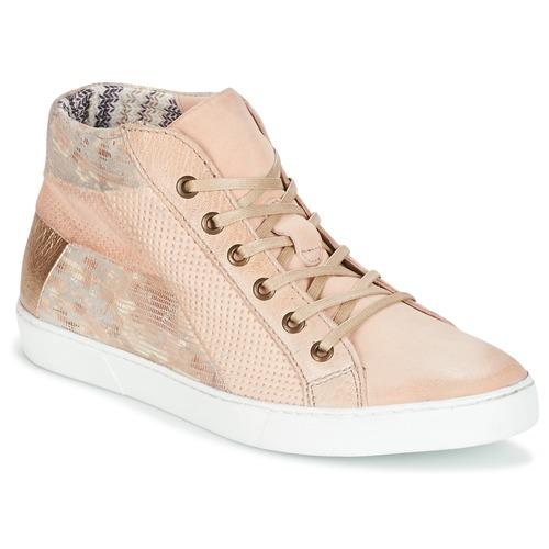 Los últimos zapatos de descuento para hombres y mujeres Zapatos especiales Dream in Green MOLIMELA Beige / Rosa