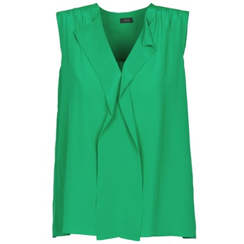 textil Mujer camisetas sin mangas Joseph DANTE Verde