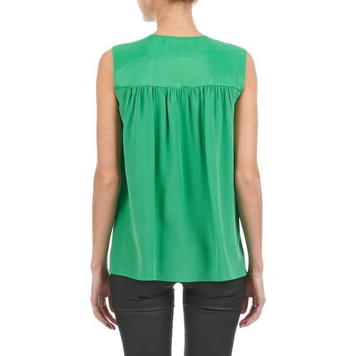Sin Joseph Mujer Camisetas Mangas Textil Dante Verde UMSzVp