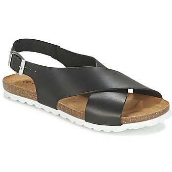 Zapatos Mujer Sandalias Dixie OLBIA Negro