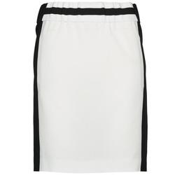 textil Mujer Faldas Joseph RIA-TECHNO Negro / Blanco