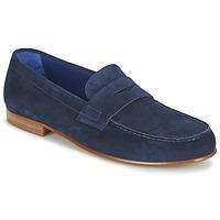 Zapatos Hombre Mocasín Azzaro GOURIAN Marino