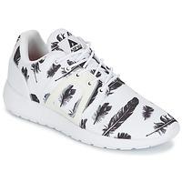 Zapatos Zapatillas bajas Asfvlt SUPERTECH Blanco / Negro