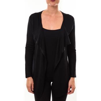 textil Mujer Jerséis De Fil En Aiguille gilet 2020 noir Negro