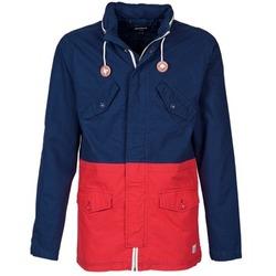 textil Hombre cazadoras Nixon PI Marino / Rojo