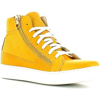 Zapatos Mujer Zapatillas altas Rogers 1988 Sneakers Mujeres Yellow Yellow