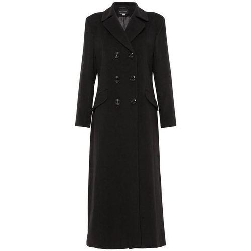 textil Mujer parkas De La Creme  Negro