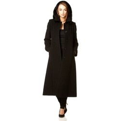 textil Mujer trench De La Creme  Negro