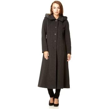 textil Mujer Abrigos De La Creme Moscow Grey