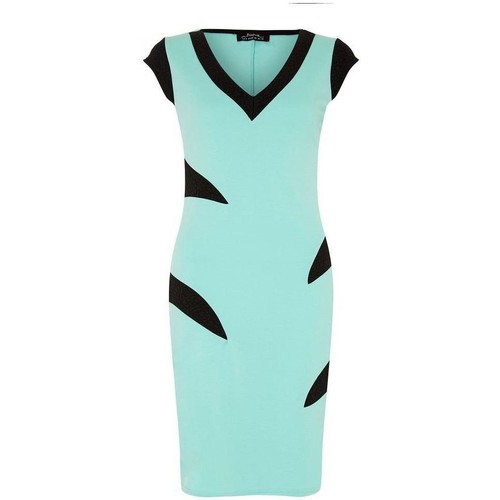 textil Mujer vestidos cortos Disdress  azul