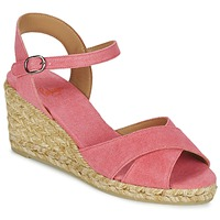 Zapatos Mujer Sandalias Castaner BLAUDELL Coral / Rosa