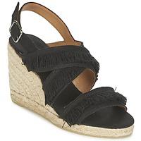 Zapatos Mujer Sandalias Castaner BEGGA Negro