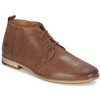 Zapatos Hombre Botas de caña baja Kost ZEPI 47 COGNAC