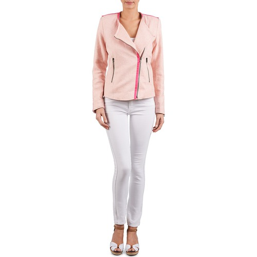 Brenes Chipie Rosa ChaquetasAmericana Textil Mujer pSUzqMV