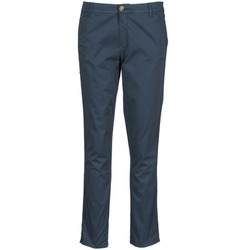 textil Mujer pantalones chinos Chipie TOCINA Azul