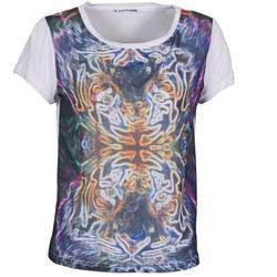 textil Mujer camisetas manga corta DDP PORIX Multicolor