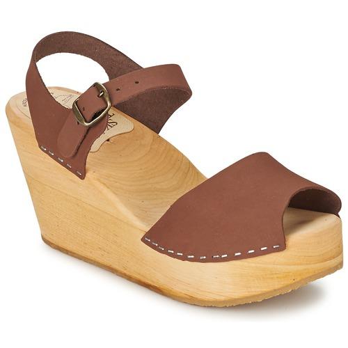 Zapatos promocionales Le comptoir scandinave  Marrón  Gran descuento