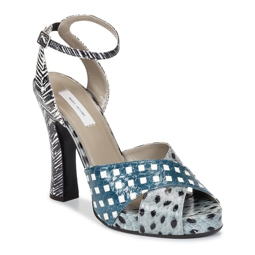 Zapatos promocionales Marc Jacobs Elap Azul / Blanco  Casual salvaje