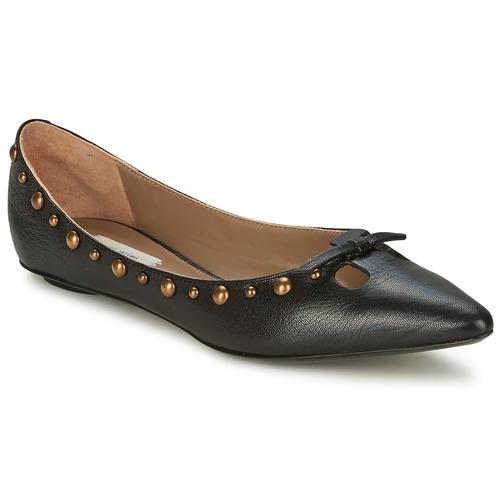 Zapatos promocionales Marc Jacobs Capra Negro  Zapatos de mujer baratos zapatos de mujer