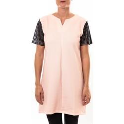textil Mujer Vestidos cortos Coquelicot Robe 15207/208 rose Rosa