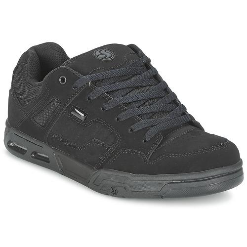 Zapatos Hombre Zapatillas bajas DVS ENDURO HEIR Negro