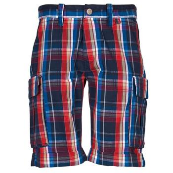 textil Hombre Shorts / Bermudas Oxbow TAKAROA Marino / Rojo