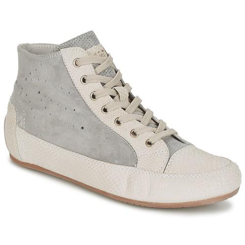 Zapatos Mujer Zapatillas altas Tosca Blu CITRINO Gris
