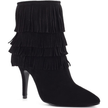Zapatos Mujer Botines Schutz Botines Franjas