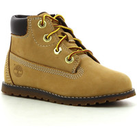 Zapatos Niño Botas de caña baja Timberland Pokey Pine 6In Boot Wheat