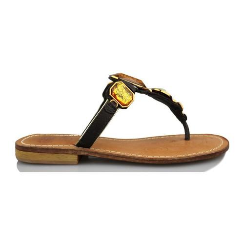 Zapatos Mujer Sandalias Geox D ADVICE H VIT NEGRO