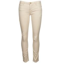 textil Mujer Pantalones cortos Acquaverde SCARLETT Beige