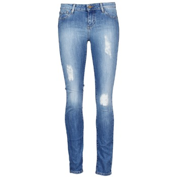 textil Mujer Pantalones cortos Acquaverde SCARLETT Azul