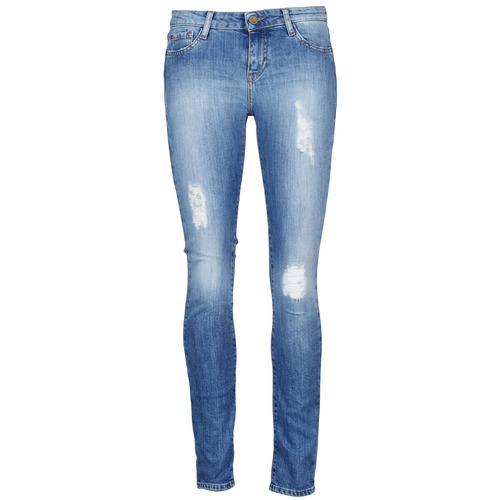 Textil Azul Cortos Mujer Scarlett Pantalones Acquaverde iZXPku