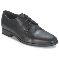 Zapatos Hombre Derbie Geox PERICLE F Negro