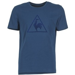 textil Hombre camisetas manga corta Le Coq Sportif ABRITO T Marino
