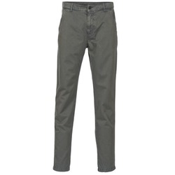 textil Hombre pantalones con 5 bolsillos Benetton GUATUIE Gris