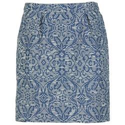 textil Mujer Faldas Benetton LORDINA Marino