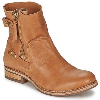 Zapatos Mujer Botas de caña baja Koah DUSTIN Camel