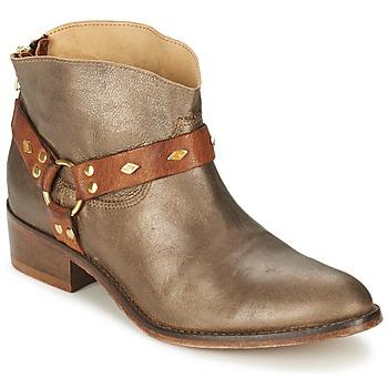 Zapatos Mujer Botas de caña baja Koah ANYA Bronce