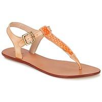 Zapatos Mujer Sandalias Koah MARTINAH Nude / Naranja