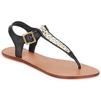Zapatos Mujer Sandalias Koah MELL Negro / Plateado