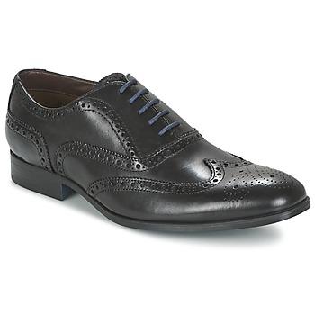 Zapatos Hombre Richelieu Clarks BANFIELD LIMIT Negro