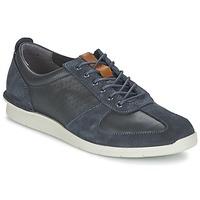 Zapatos Hombre Zapatillas bajas Clarks POLYSPORT RUN Azul