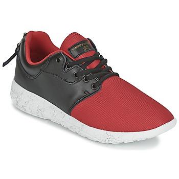 Zapatos Mujer Zapatillas bajas Sixth June DNR HELL F Rojo / Negro